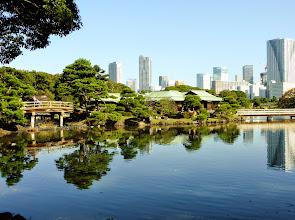 Photo: Best public park (Hama-Rikyu in Tokyo)