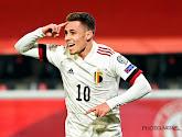 Thorgan Hazard scoorde zijn eerste goal ooit met het hoofd
