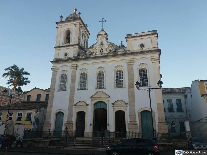 O que fazer em Salvador (Bahia) - Igreja de São Pedro dos Clérigos