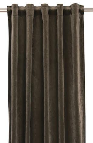 Elise Gardin 2-pack brun 2 x 135x280 cm