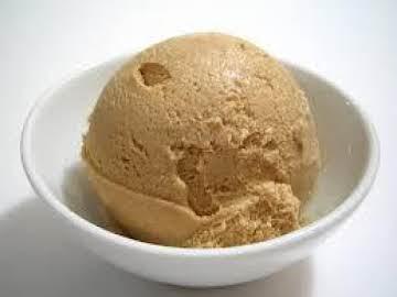 3 Ingredient Coffee Ice Cream