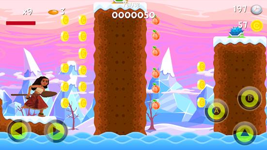 Princess Moa Run Dash Adventure - náhled