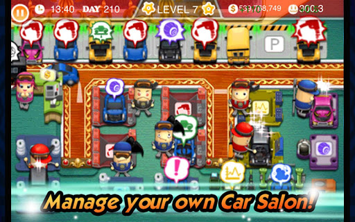 My Car Salon screenshot 2