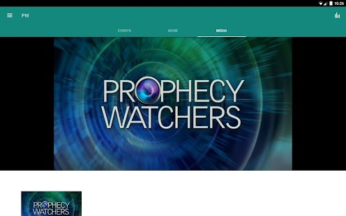 Prophecy Watchers TV- screenshot thumbnail