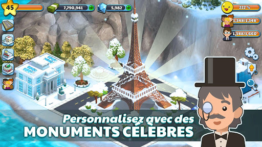 Télécharger Gratuit Snow Town: Ice Village - Ville du Grand Nord  APK MOD (Astuce) screenshots 3