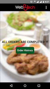 Restaurant Order Management screenshot 2