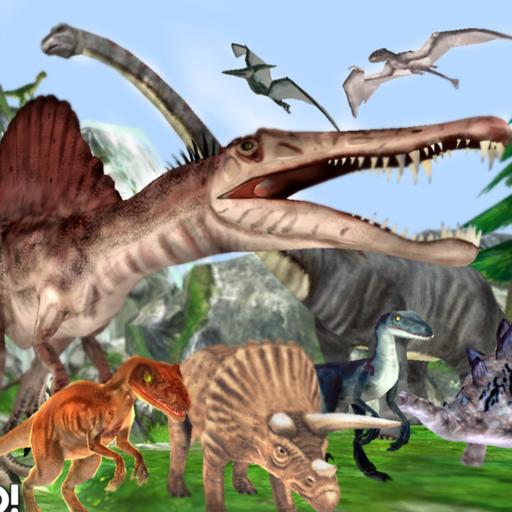 Dino World Online – Hunters 3D