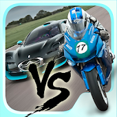 top moto Vs top Cars