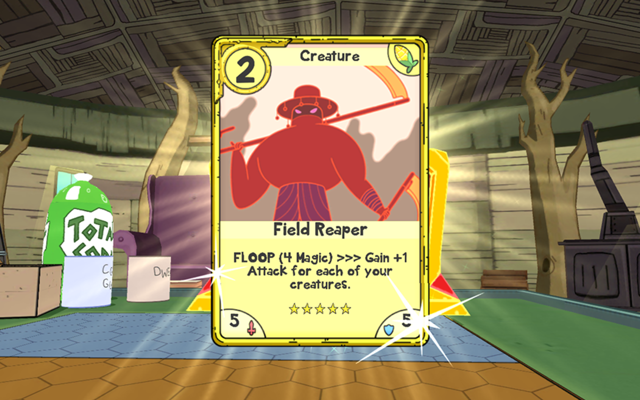 Card Wars - Adventure Time screenshot #2