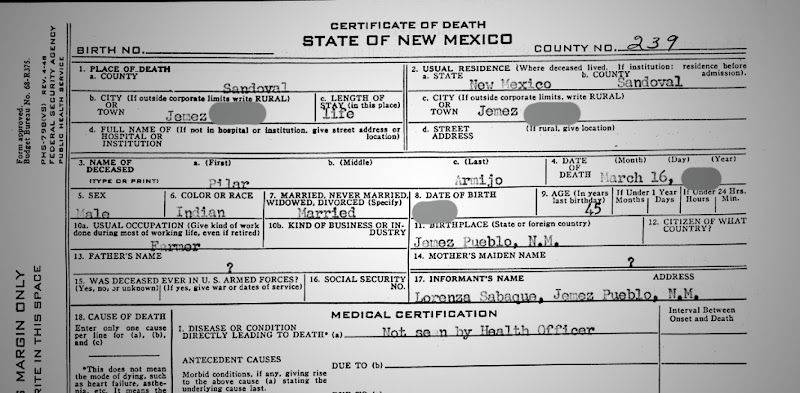 how to find death records online