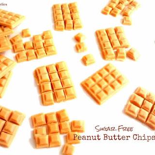 Sugar-Free Peanut Butter Chips