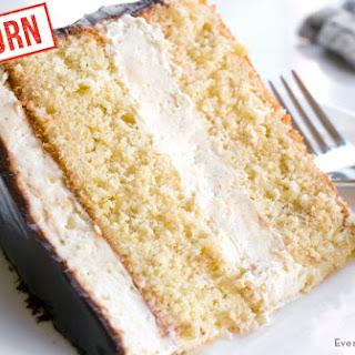 Einkorn Boston Cream Pie