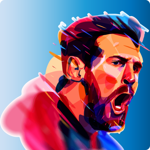 Lionel Messi Animated Wallpapers