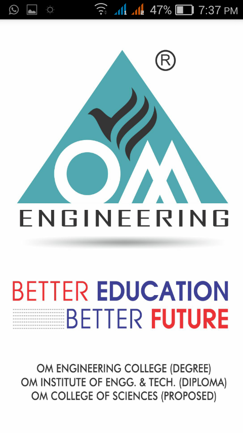 Om Engineering College- screenshot