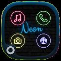 Solo Launcher Neon icon