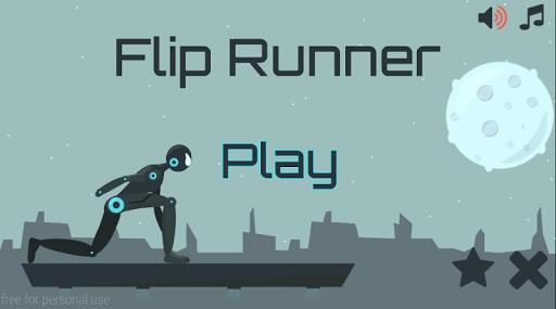 Flip Runner Game