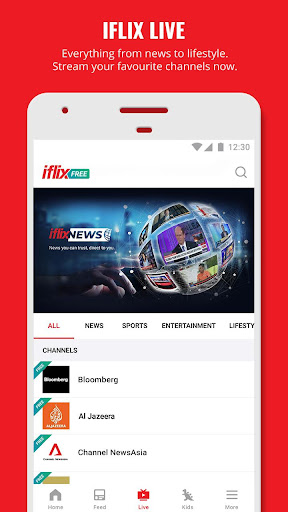 iflix: Tons of popular TV shows and Movies screenshot 4