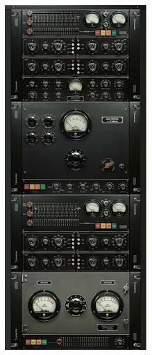 Acustica Audio presents Brown: four plug-ins worth of old US military broadcast equipment