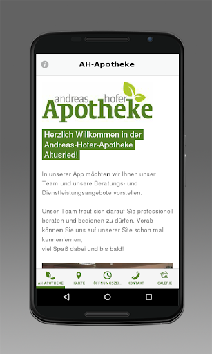 Andreas Hofer Apotheke