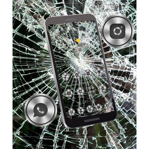 Broken Glass Business Theme Android APK Download Free By Fantastic Design