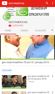 Geo Pakistan - náhled
