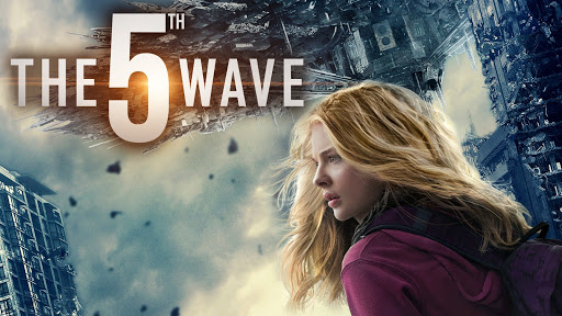 The 5th Wave Book Series by Rick Yancey - Exclusive - Title