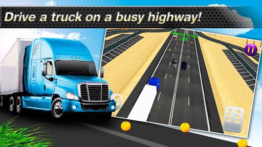 Highway Truck Race 3D Full