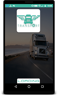 Transport Items Screenshot