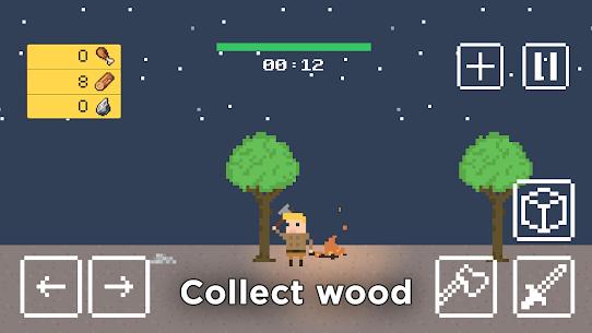 Tiny Survivor Mod Apk (Unlimited Money) 2