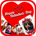 Valentine Day Photo Frames - Couples Love Frames icon