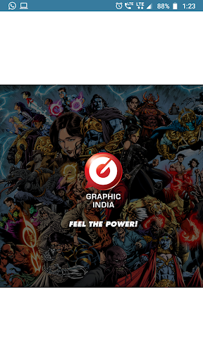 Graphic India - Read Comics! ss1