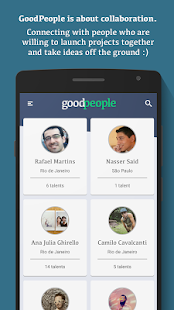 GoodPeople- screenshot thumbnail