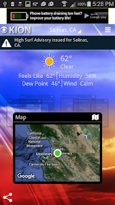 KION Weather Authority screenshot 0