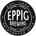 Logo of Eppig Ballast Point Collab English Oat Ale W/ Coffee