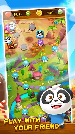 Panda Bubble Shooter 1.0.1 screenshots 2