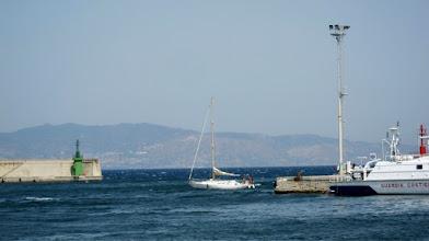 Photo: Finalmente pubblico le foto del trekking nautico di questa estate. Quasi 500 Km di costa: da Marina di Ginosa a Reggio Calabria