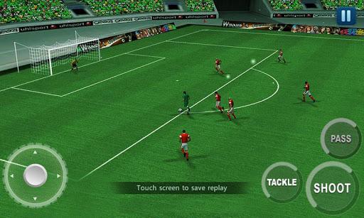 Rea Football FIF screenshot 2