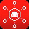Carsharing icon