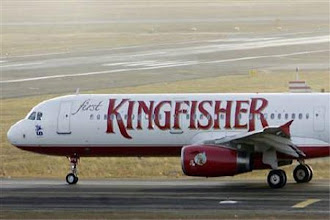Photo: Kingfisher Airlines pilots on strike again; 19 flights cancelled http://t.in.com/fq9Z