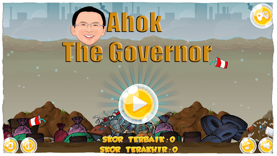 Ahok The Governor - náhled