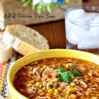 BBQ Chicken Soup