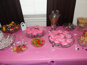 Srawberry Cream cheese Cupcakes