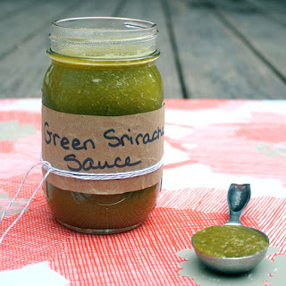 Green Sriracha Sauce