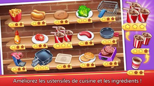 Code Triche Ma cuisine APK MOD screenshots 5