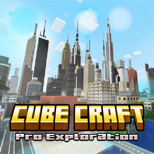 Cube Craft Pro Exploration Game Adventure