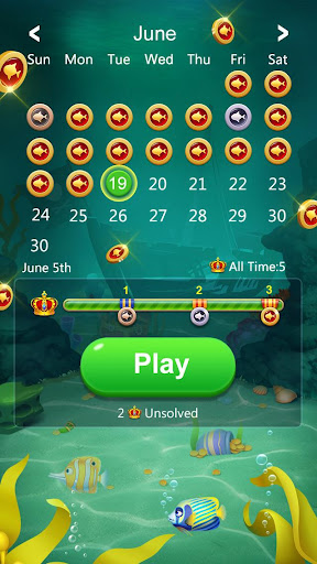 Solitaire Spider Fish Screenshots 3