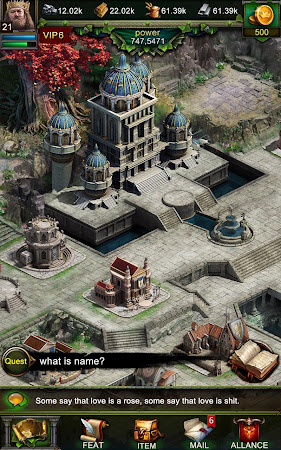 Clash of Kings 1.1.2 screenshot 7155