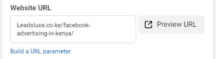 facebook ads in kenya copy