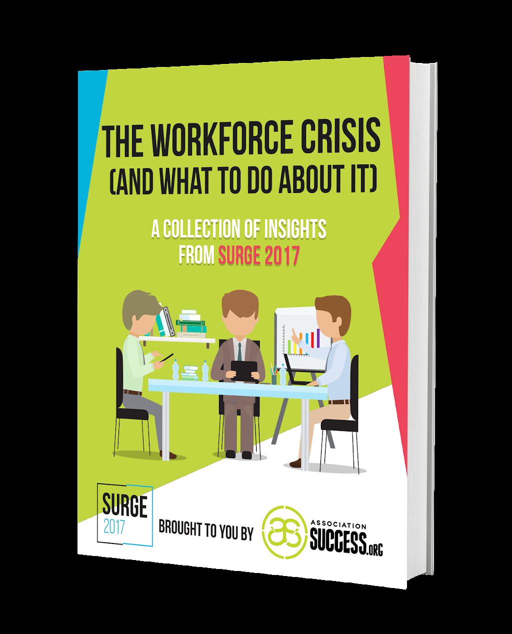 Workforce Crisis eBook cover