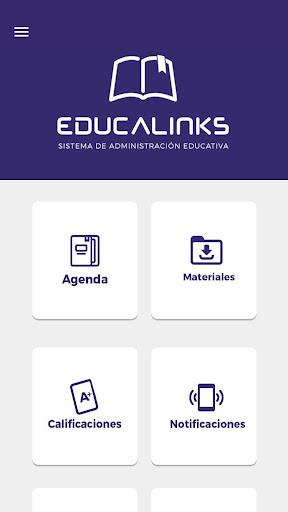 Educalinks Alumnos 4.0.1 screenshots 2